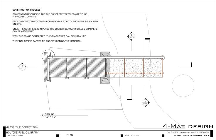BENCH 3 - Sheet - A111 - PLAN