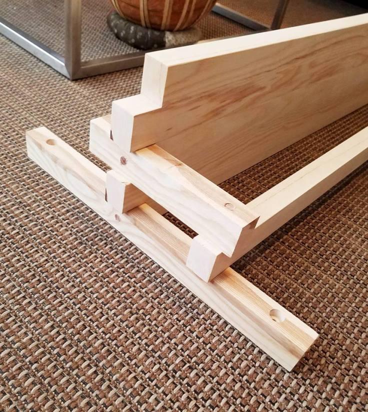 ash shelf joint
