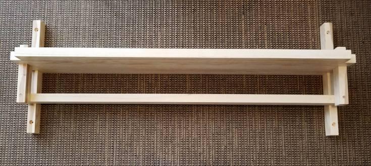 ash shelf
